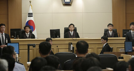 S. Korean ferry captain sentenced to life in prison for deadly sinking