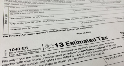 Tax time: What to do if you can't afford to pay the IRS