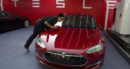 Tesla sold 10,300 cars between January and March; sales up 55 percent