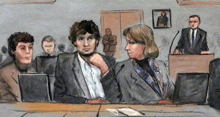 Boston bombing trial: Can 'Svengali' defense save Tsarnaev? (+video)