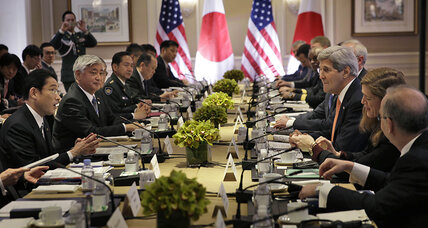 US, Japan release new defense guidelines for Japanese global role