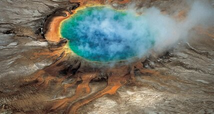 Scientists find huge magma reservoir in Yellowstone 'supervolcano' (+video)
