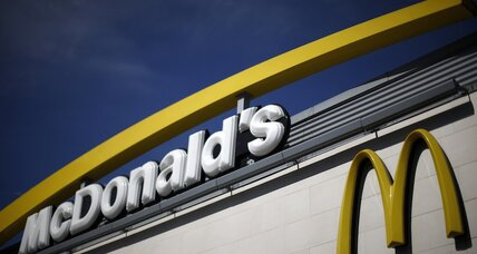 Protesters aren't happy with McDonald's, but neither are its franchisees