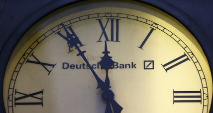 Deutsche Bank will pay record $2.5 billion fine for rate-rigging