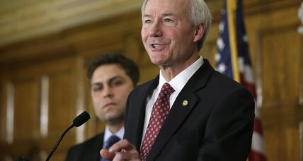 Why Arkansas governor won't sign the Religious Freedom Restoration Act (+video)