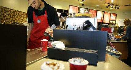 Why Starbucks is the No. 1 first date destination in the US