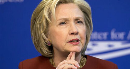 What Hillary Clinton says about Baltimore violence