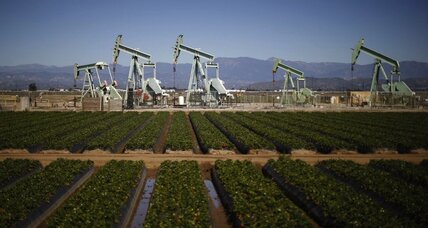 In California and beyond, drilling for oil as water runs short
