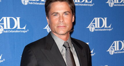 Why did DirecTV pull its Rob Lowe commercials? (+video)