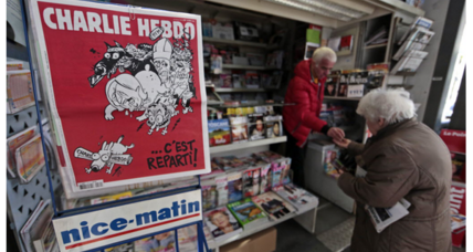 In the wake of the Charlie Hebdo attacks, the French are searching books on Islam (+video)
