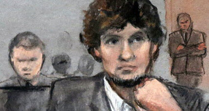 Has Boston bombing trial changed perceptions of Dzhokhar Tsarnaev? (+video)