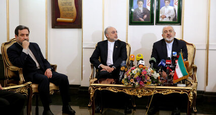 Iran nuclear deal: A quick guide to what's missing (+video)