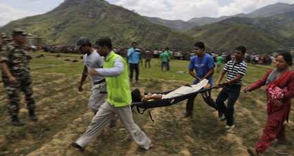 Social media's big lift after Nepal earthquake