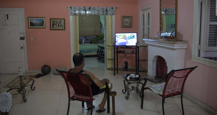 Airbnb launch in Cuba: Sign of American tourism 'gold rush'? (+video)
