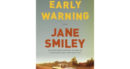 Jane Smiley's 'Early Warning' continues her family trilogy