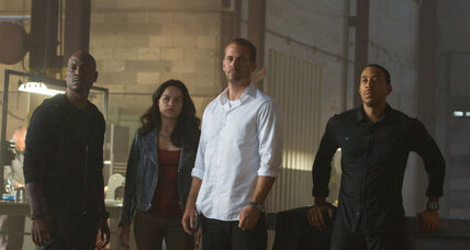 'Furious 7' is graceless but handles Paul Walker's exit well