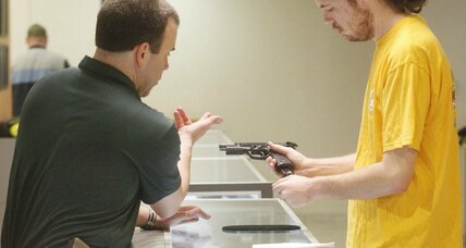 Texas embraces handgun 'open-carry': What took 'em so long? (+video)
