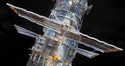 Hubble Telescope timeline