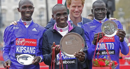 Why Kenya became a country of marathoners, not boxers