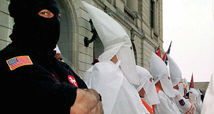 Three KKK members worked at Florida prison, accused of murder plot