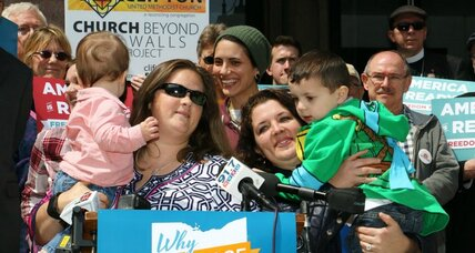At last, Supreme Court hears same-sex marriage cases. Will history be made? (+video)