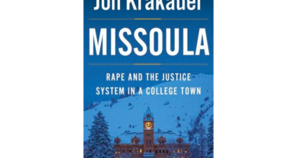 Jon Krakauer's 'Missoula,' about alleged campus rape, draws critical praise