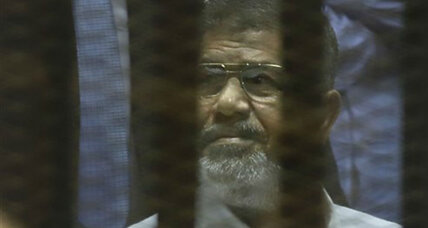 Why Islamist President Morsi was sentenced to 20 years in prison