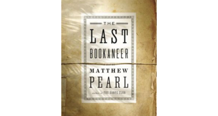 'The Last Bookaneer' is a literary thriller starring 19th-century book thieves