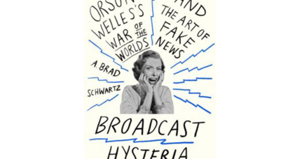 'Broadcast Hysteria' sheds new light on Orson Welles' 'War of the Worlds'