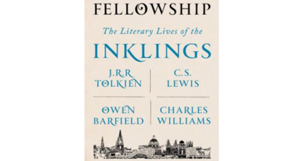 'The Fellowship' follows C.S. Lewis, J.R.R. Tolkien, and friends through their defense of fantasy