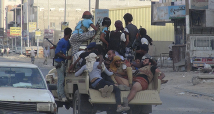 Why Yemen's government-in-exile is pressing for Saudi military restraint (+video)