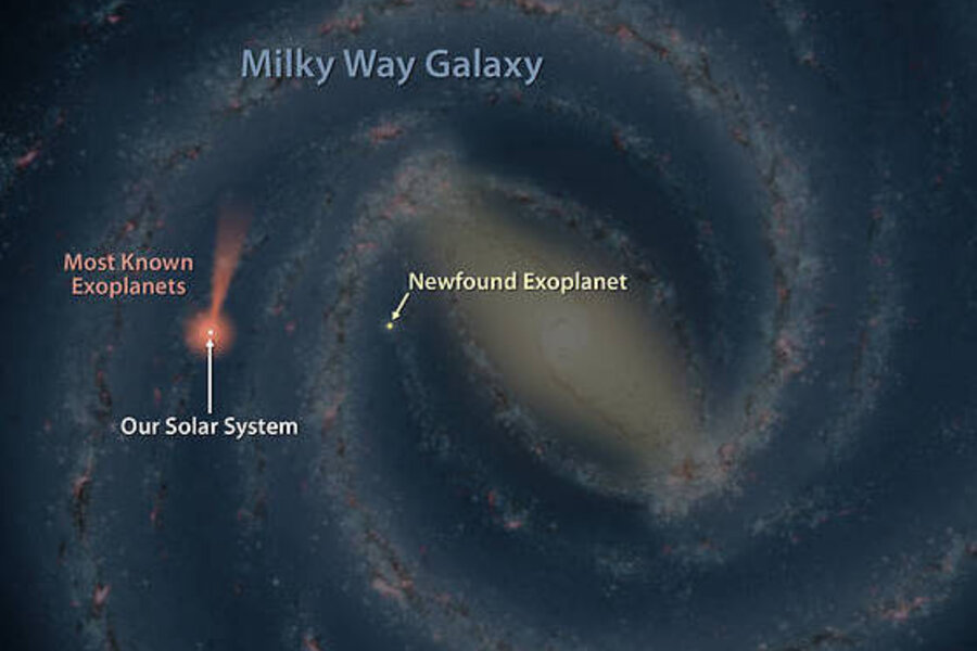 Why NASA s discovery of a distant exopla is important