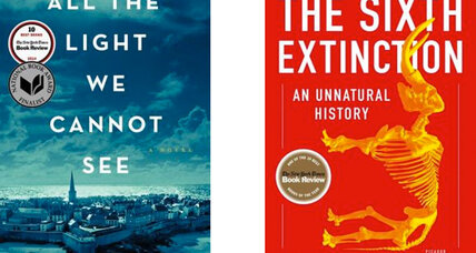 Pulitzer Prize 2015 winners include 'All the Light We Cannot See,' 'The Sixth Extinction'