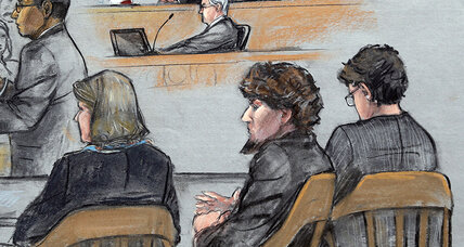 Jury begins deliberations in Tsarnaev marathon bombing trial