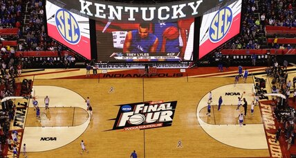 NCAA tournament 2015 TV schedule: Who and when to watch the Final Four (+video)