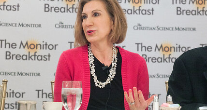 Carly Fiorina: Fix climate change with innovation, not regulation