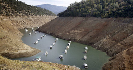 California's mandatory water reductions: Why exempt the farmers? (+video)