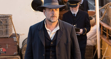 'The Water Diviner' is sloggy and heartfelt