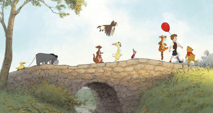 Is Disney adapting 'Winnie the Pooh' as a live-action film? (+video)