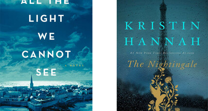 World War II novels 'All the Light We Cannot See' and 'The Nightingale' stay strong on bestseller lists