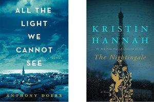 World War II Novels U0027All The Light We Cannot Seeu0027 And U0027The Nightingaleu0027  Stay Strong On Bestseller Lists