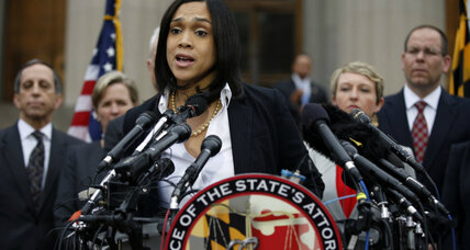 Freddie Gray charges: Baltimore takes to street – this time in celebration (+video)