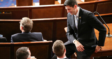 US tax code as Gordian knot: Why Paul Ryan needs two whacks at tax reform