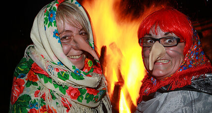 Witches Night: Crone-burning season comes to the Czech Republic