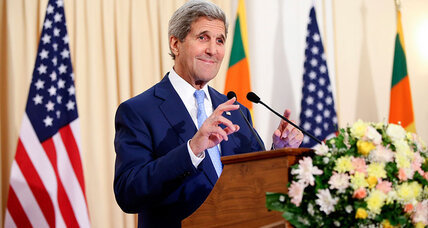 Kerry pledges closer US ties with reform-minded Sri Lanka