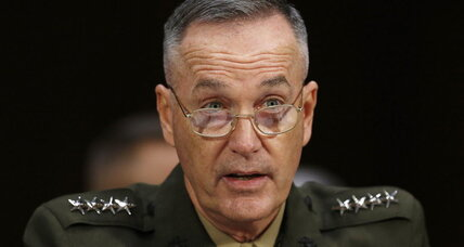 Obama taps Marine Gen. Joseph Dunford as Joint Chiefs chairman