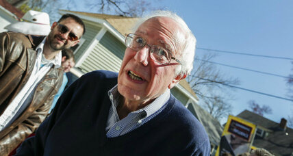 Bernie Sanders: Can Vermont's favorite uncle catch on outside the state? (+video)