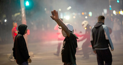 At violent protests in Israel, new generation of Ethiopian Jews is heard (+video)