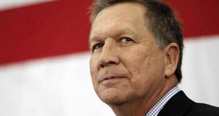 For John Kasich, it's a long way to the presidency ... and to Tipperary (+video)