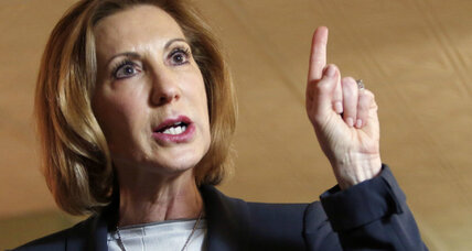 Is Carly Fiorina the new Michele Bachmann?